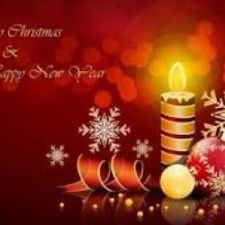 Christmas / happy new year