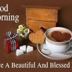 Good Morning Beautiful Day