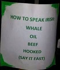 Funny Irish